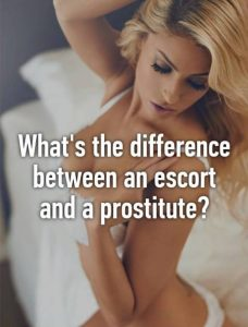 What Is Difference Between Escort And Call Girls