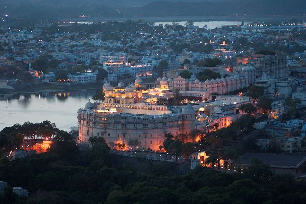 Romantic Places to Visit in Udaipur